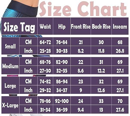 892f63c7c769 YOFIT Women Fashion Print Yoga Leggings Workout Gym Fitness Exercise Pants  Jumpsuit Skinny Pants at Amazon Women s Clothing store
