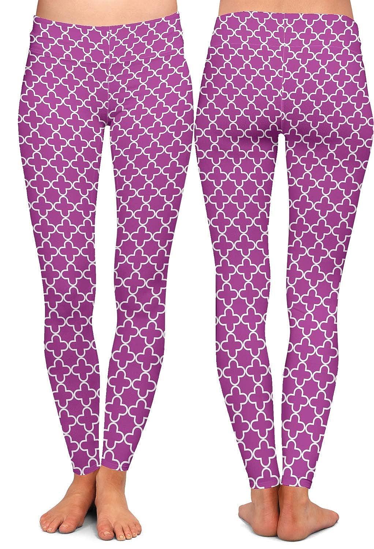 Clover Ladies Leggings Personalized