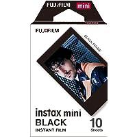 Filme Instax Mini Black com 10 Fotos, Fujifilm