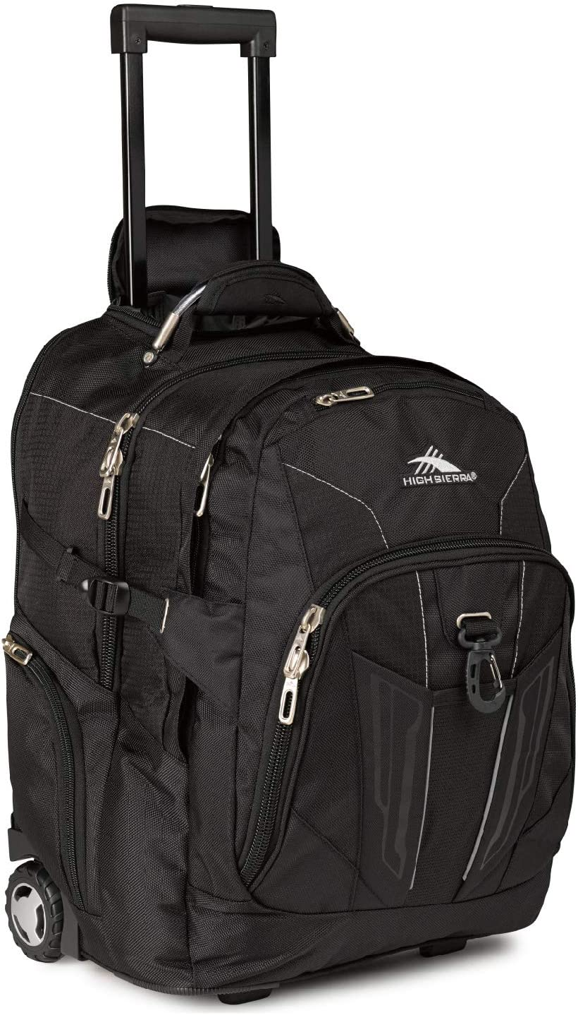 High Sierra XBT Rolling Backpack