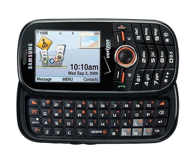 amazon com verizon samsung intensity u450 no contract camera cell rh amazon com Sim Card Samsung Intensity 3 Samsung Intensity 4