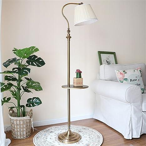 GMM Lámpara de pie IKEA Retro salón Dormitorio sofá Vertical ...