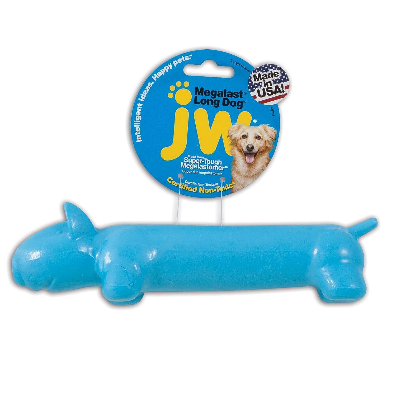 JW Pet Company Megalast Long Dog Dog Toy