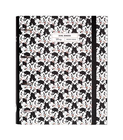 Carpeta 4 anillas troquelada premium Mickey Mouse ItŽs a Mickey ...