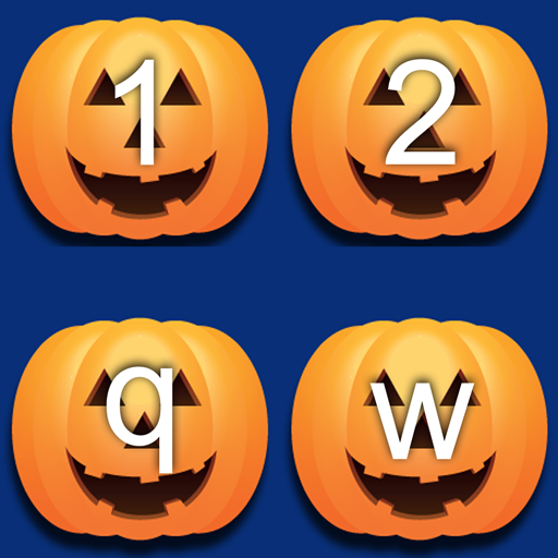 Halloween Ghost Keyboards