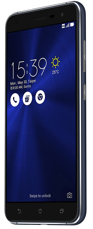Asus Zenfone 3 (Black, 64 GB) (4 GB RAM)