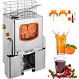 VEVOR Orange Juicer Orange Squeezer Machine Citrus Juicer Electric Fruit Juicer Machine Citrus Lemon Lime Automatic