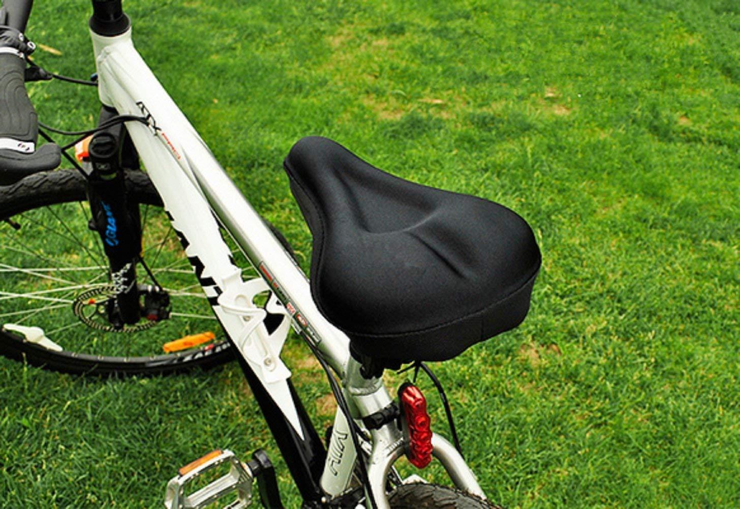 HDMI SM Cubierta de sill/ín de Bicicleta Cubierta de sill/ín Cubierta de coj/ín de Asiento de Bicicleta y para Hombre