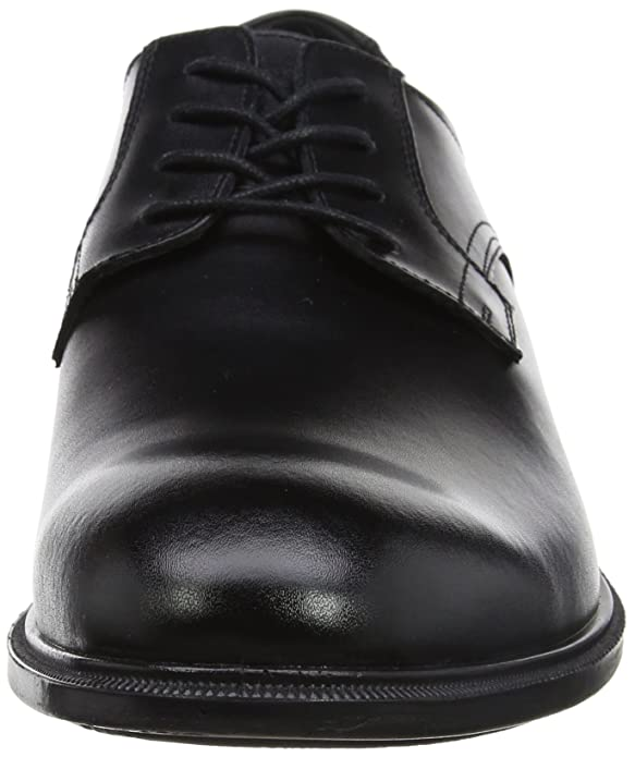 Donny Mainstreet, Richelieus Homme, Noir (Black), 43 EUHush Puppies