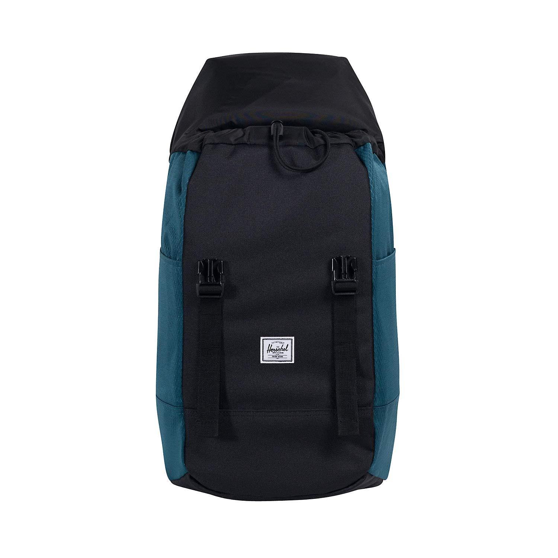 Herschel Iona Backpack Black Deep Teal One Size