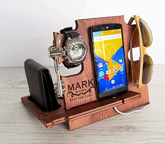 Amazon.com: Christmas Gift for Man,Docking Station,Gift for Men ...