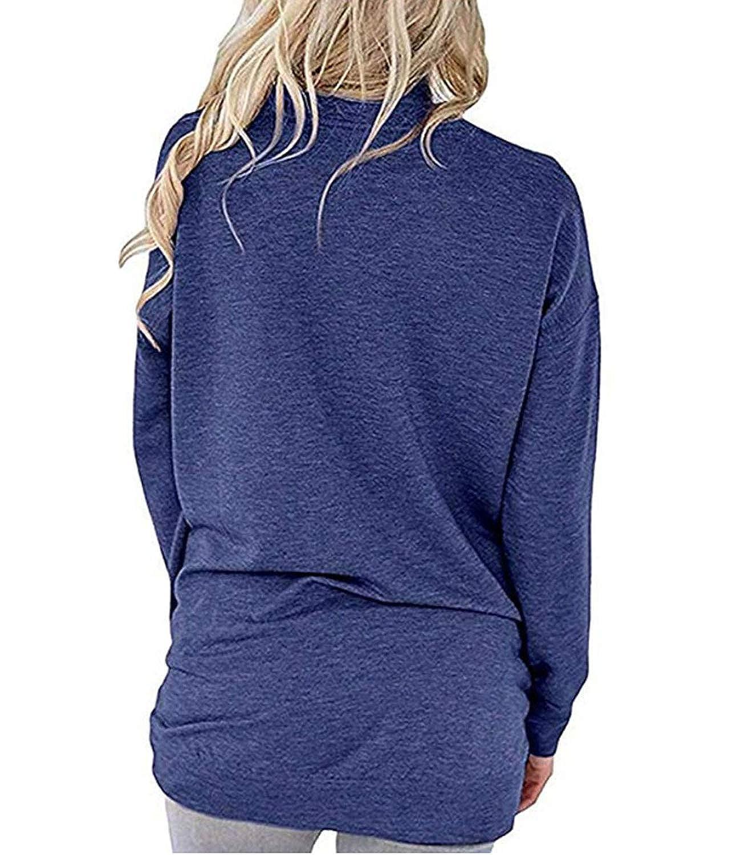ONLYMEI Womens Letter Print Shirts Summer Short Sleeve Graphic Tee T-Shirt Tops
