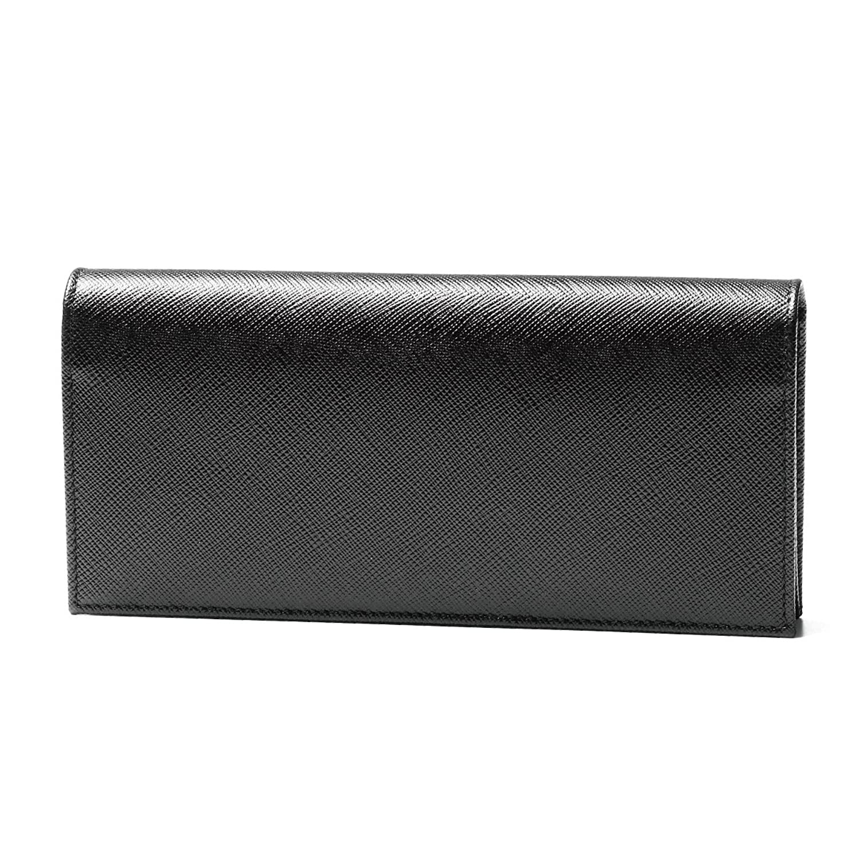 (プラダ) PRADA 二つ折り長財布 NERO ブラック2MV836 PN9 F0002 [並行輸入品] B01M0TTL2H