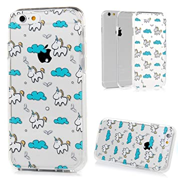 carcasa iphone 6 unicornio