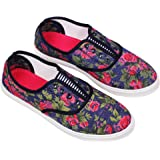 Scantia S106 Blue Pink Womens Shoes_Casual Shoes with stylish look New Latest Fashionable Trail Casual Fitness shoes comfortable to Wear with Attractive look shoe for Party or Carry in Daily Life