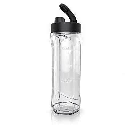 Arendo - Botella de 600 ml / Smoothies / Recipiente para líquidos | Botella de repuesto