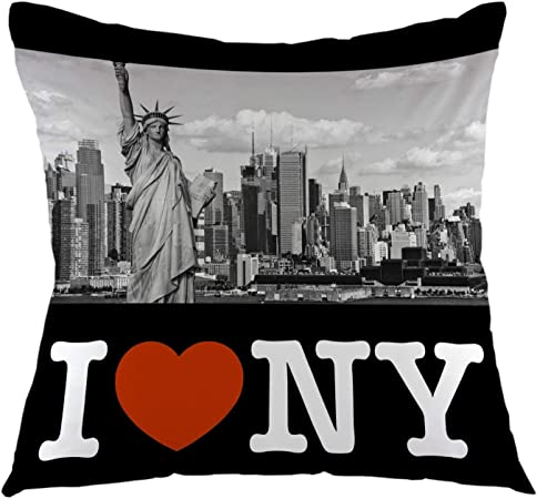 Iphone coussin de new york cadeaux