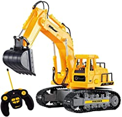 Top 16 Best Remote Control Excavator (2021 Reviews & Buying Guide) 8
