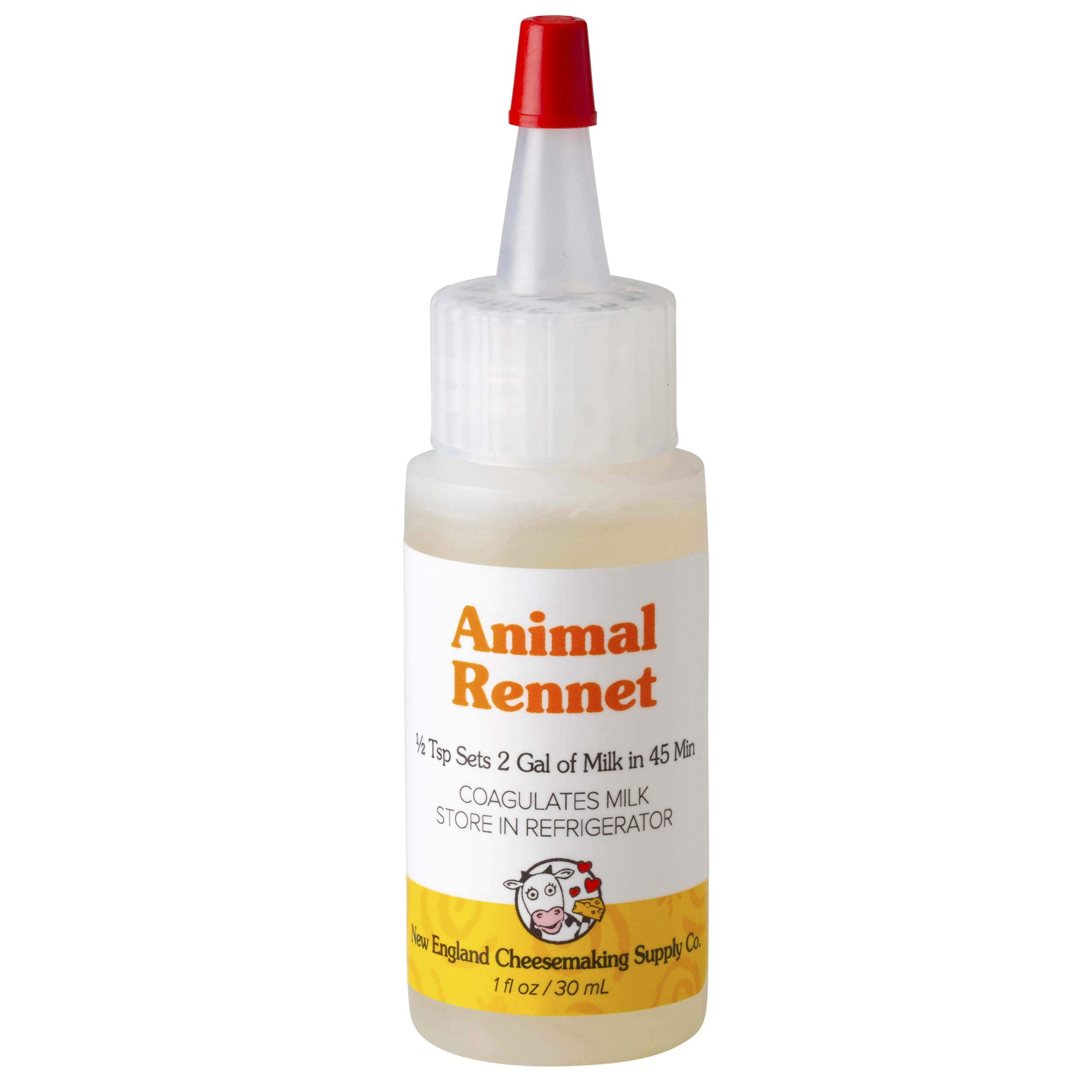 Liquid Rennet - Animal Rennet for Cheese Making