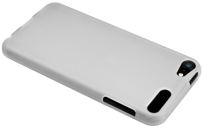 Chiaro Bianco 5//6 Gen. mumbi Custodia in TPU Compatibile con iPod Touch