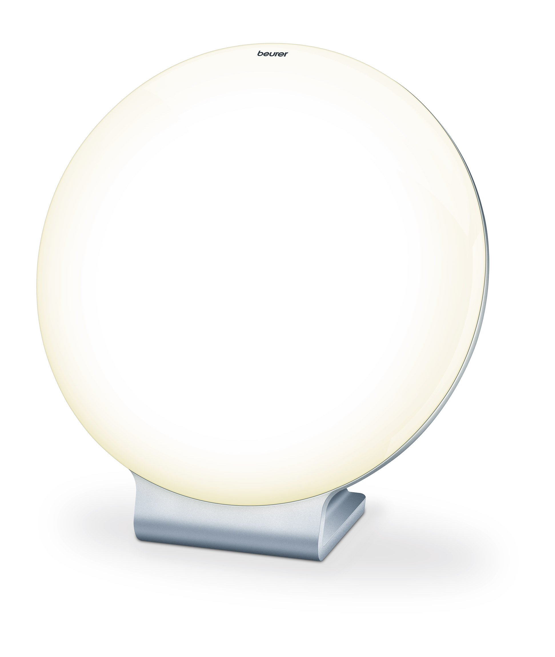 Beurer Daylight Lamp, Portable Light Therapy for Your Office, Home or Travel, with Exceptionally Bright Natural Sunlight Simulation, UV-Free, 10,000 LUX from 15 CM, TL50