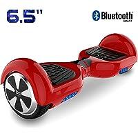 Cool&Fun 6,5 Balance Board Self Balance Board Scooter Smart Skateboard Auto-équilibrage Électrique Gyropode 2x350W