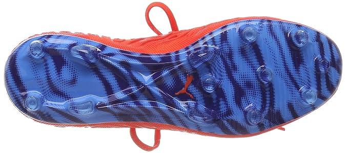 Puma Men s Future 19.1 Netfit Low Fg Ag Football Shoes  Amazon.co.uk  Shoes    Bags 2b5c98202