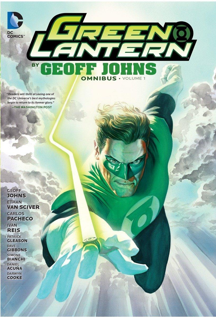 Green Lantern by Geoff Johns Omnibus Vol. 1 by imusti