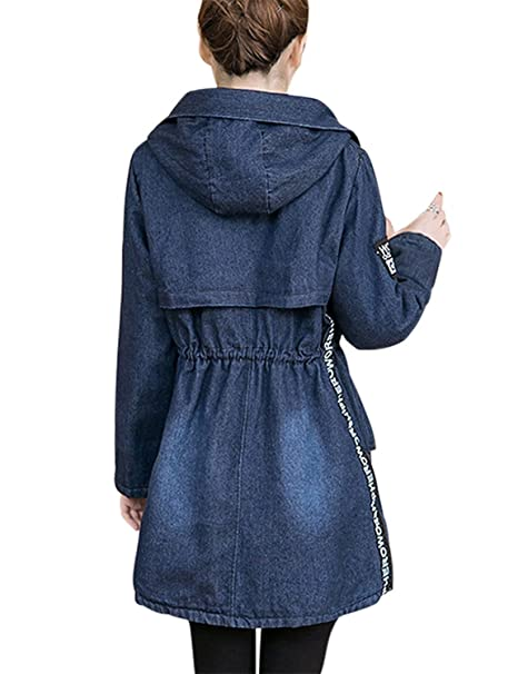 Amazon.com: josherly de invierno para mujer con forro Sherpa ...