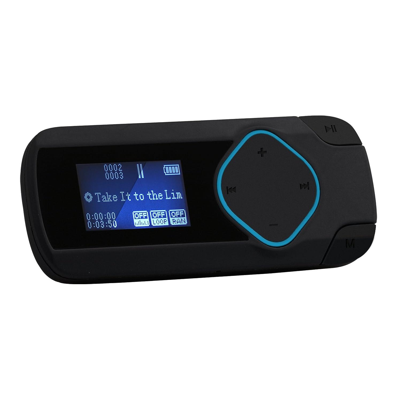 Mini Clip MP3 Player AGPtek R02 8GB Digital Music Player W