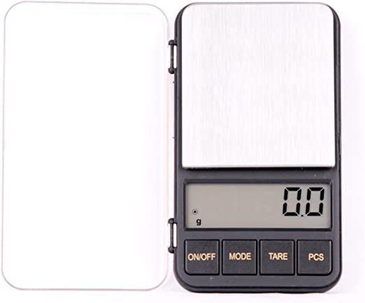 Quantum Abacus balanza digital de precisión profesional/pesacartas ...