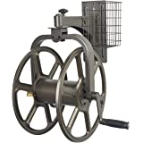 Superb Liberty Garden Products 712 Single Arm Navigator Multi Directional Garden  Hose Reel, Bronze