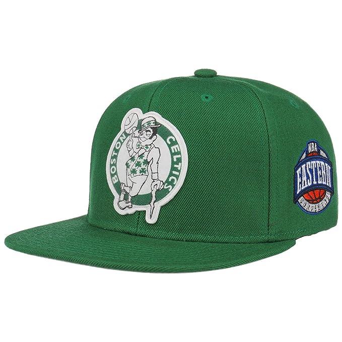 Mitchell & Ness Gorra Grass HWC Celtics by Gorragorra de Beisbol