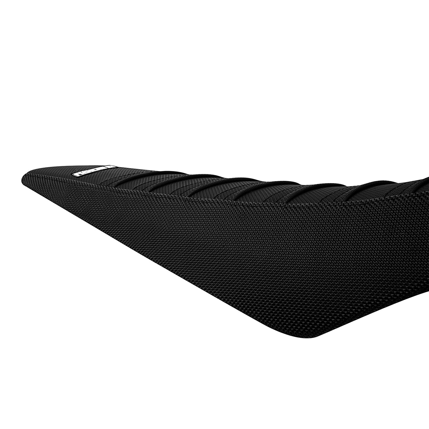 All Black Pleated Enjoy MFG Pleated Seat Cover for 2002-2017 Yamaha YZ 125//250 Later Models