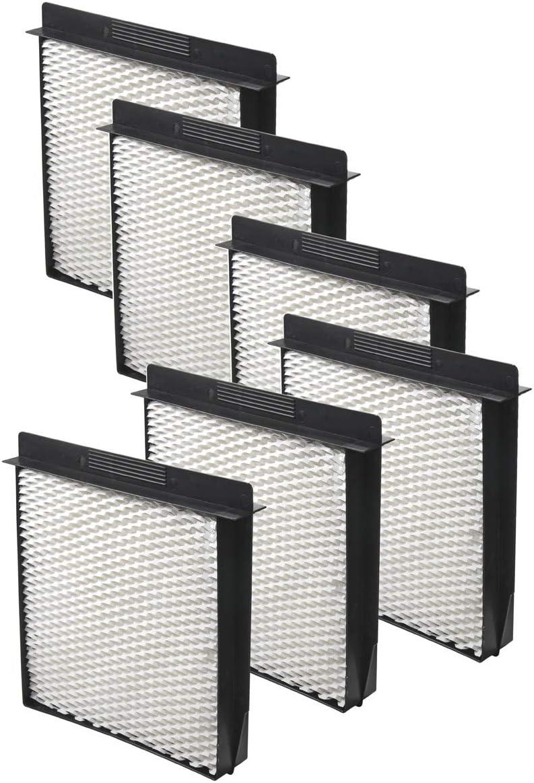 Eagleggo Humidifier Filter for Bemis Essick Air 1040 B40 Super Wick - 6 Pack