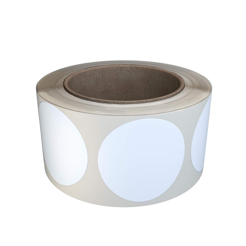 Klebepunkte Gold 50 mm runde Punkt Aufkleber in verschiedenen Farben Gr/ö/ße 5 cm Durchmesser Etiketten 600 Vorteilspack von Royal Green