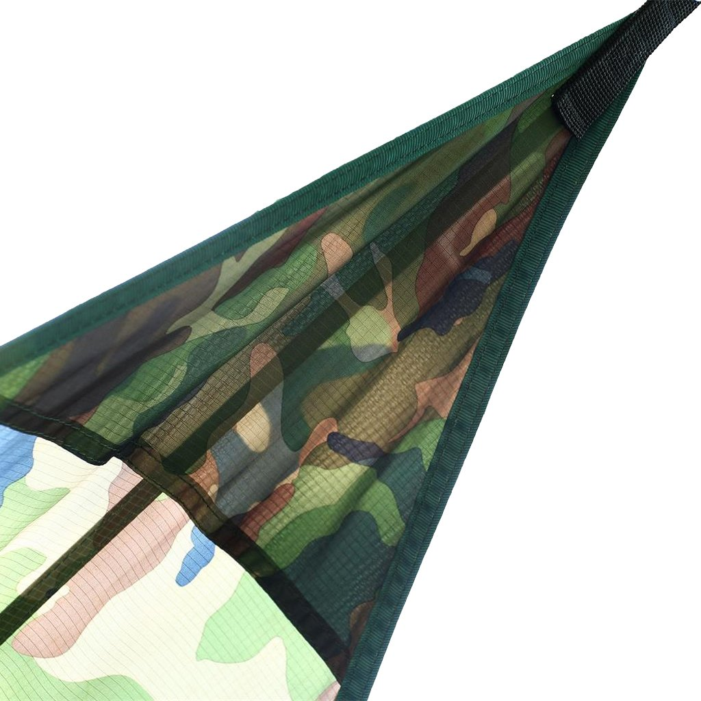NON-Brand Impermeable Camping Ligero Toldo Toldo Toldo Toldo Toldo Ligero Hamaca Refugio - camuflaje-A b1a67a