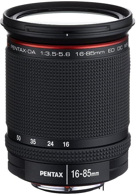 3 opinioni per Pentax Obiettivo HD da 16-85 mm, f/3.5-5.6, ED, DC, WR, Nero