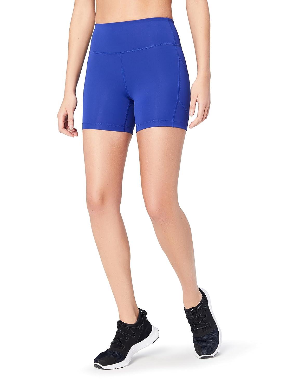 Core 10 Pantaloncini da Corsa a Compressione a Vita Alta Donna WAI18024_B