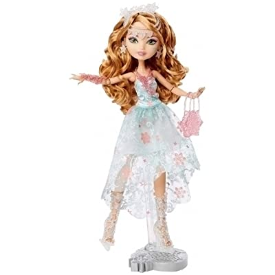 Mattel Ever After High Ashlynn Ella Fairest on Ice: Toys & Games