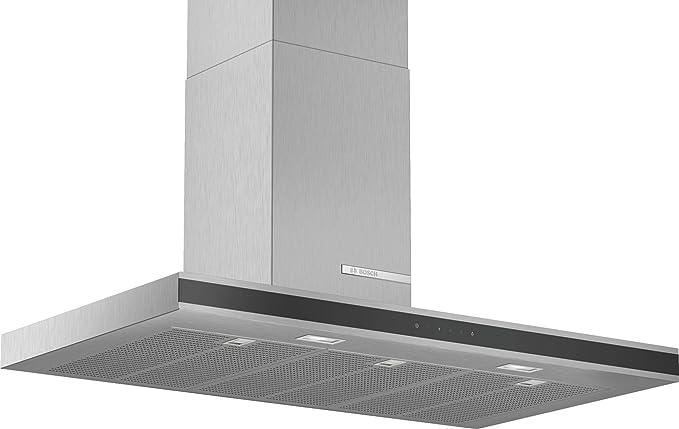 Bosch Serie 4 DWB97FM50 - Campana (710 m³/h, Canalizado, A, A, B, 65 dB): 318.23: Amazon.es: Grandes electrodomésticos