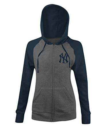 free shipping 1dc96 7ff6f Amazon.com : New Era New York Yankees Women's MLB Double Tri ...