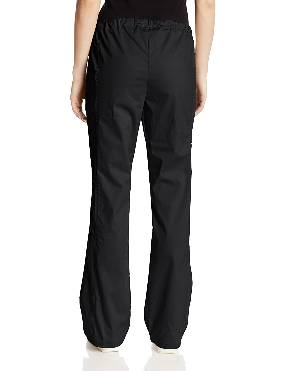 969395ae6feb Amazon.com: Cherokee Women's Workwear Scrubs Mid-Rise Drawstring Cargo Pant:  Clothing