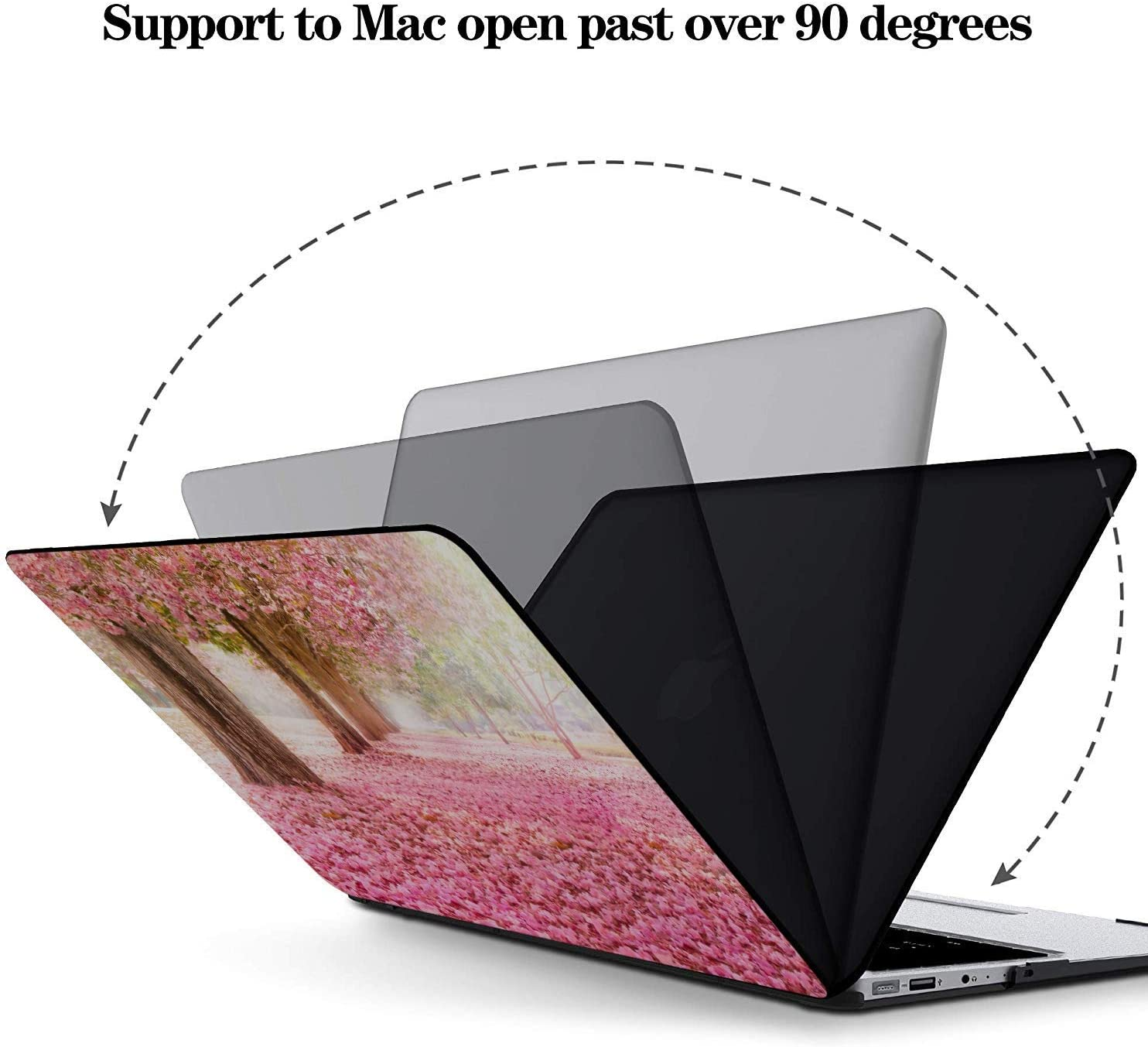 MacBook Air Accessories Serious Creative Fashion Painting Plastic Hard Shell Compatible Mac Air 11 Pro 13 15 MacBook Pro A1708 Case Protection for MacBook 2016-2019 Version