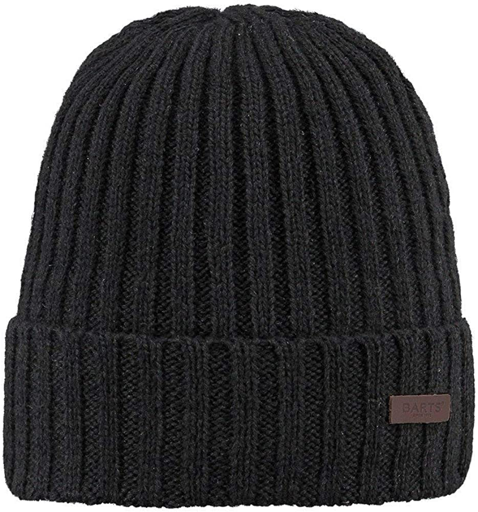 Barts Mens Haakon Turnup Beanie Hat