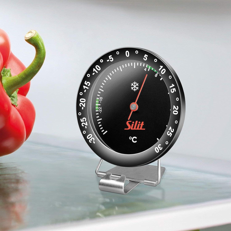 Silit 0022507601 Termometro per frigorifero e congelatore Sensero