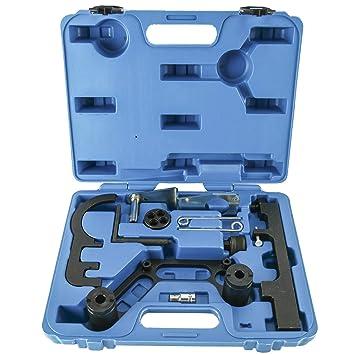 FreeTec - Juego de Herramientas de Ajuste de Motor para BMW N47 N47S N57 N57S, 10 Piezas: Amazon.es: Coche y moto