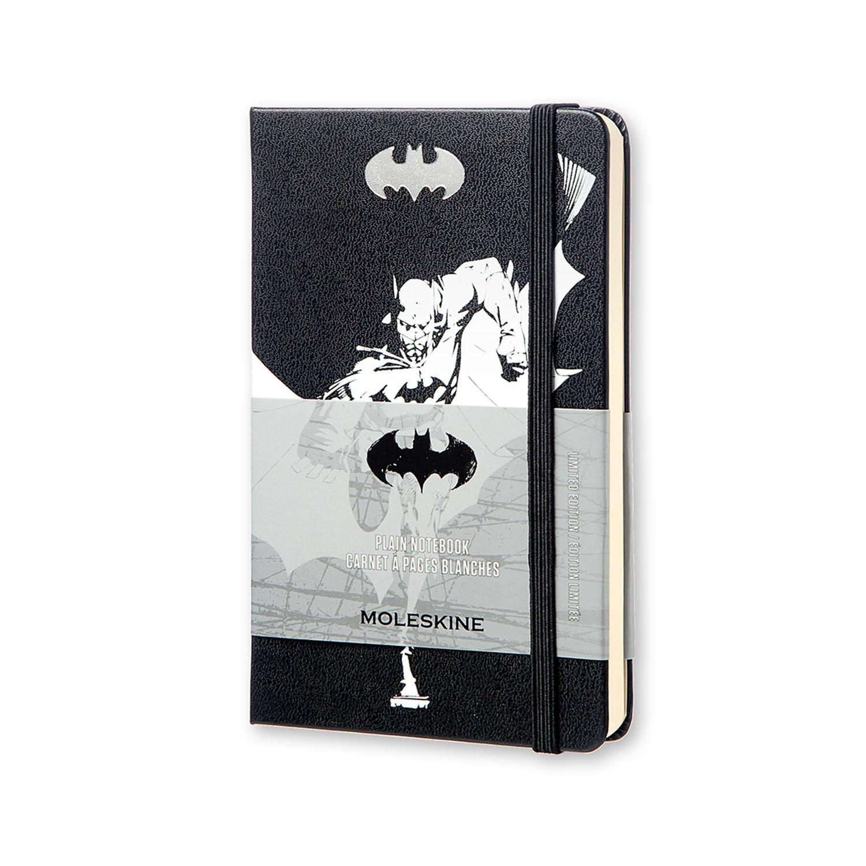 Moleskine Batman Limited Edition Notebook, Pocket, Plain,...