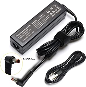 New Z570 Z580 65W AC Adapter Laptop Charger for Lenovo IdeaPad Z560 Z575 Z565 U310 U400 U410 U510 V570 G580 M30-70 B560 B570-1068B3U,CPA-A065 PA-1650-56LC ADP-65KH B PA-1650-37LC Power Supply Cord