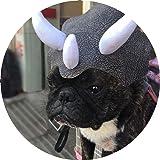 ペット 帽子 BOBOGOJP 猫 愛犬 超可愛い 恐竜柄 ヘッドギアハット ヘッドギア バースデー お誕生日 プレゼント 写真 記念日 帽子 ろうそく ハロウィン クリスマス 変身 コスプレ コスチューム 小型 ~ 中型犬